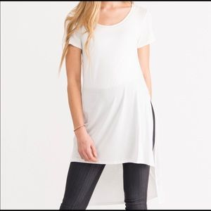 Daydreamer tunic high low top size XL